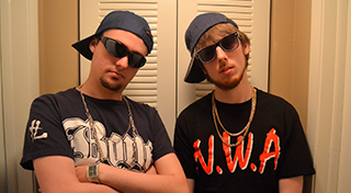Whiteboyz Wit Attitude: The Pursuit of Money