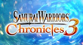 SAMURAI WARRIORS: Chronicles 3