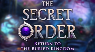 The Secret Order 8: Return to the Buried Kingdom