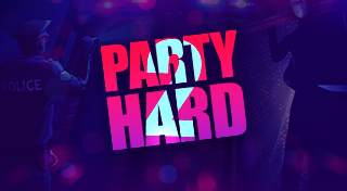 Party Hard 2 Trophy Set
