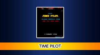 Arcade Archives TIME PILOT
